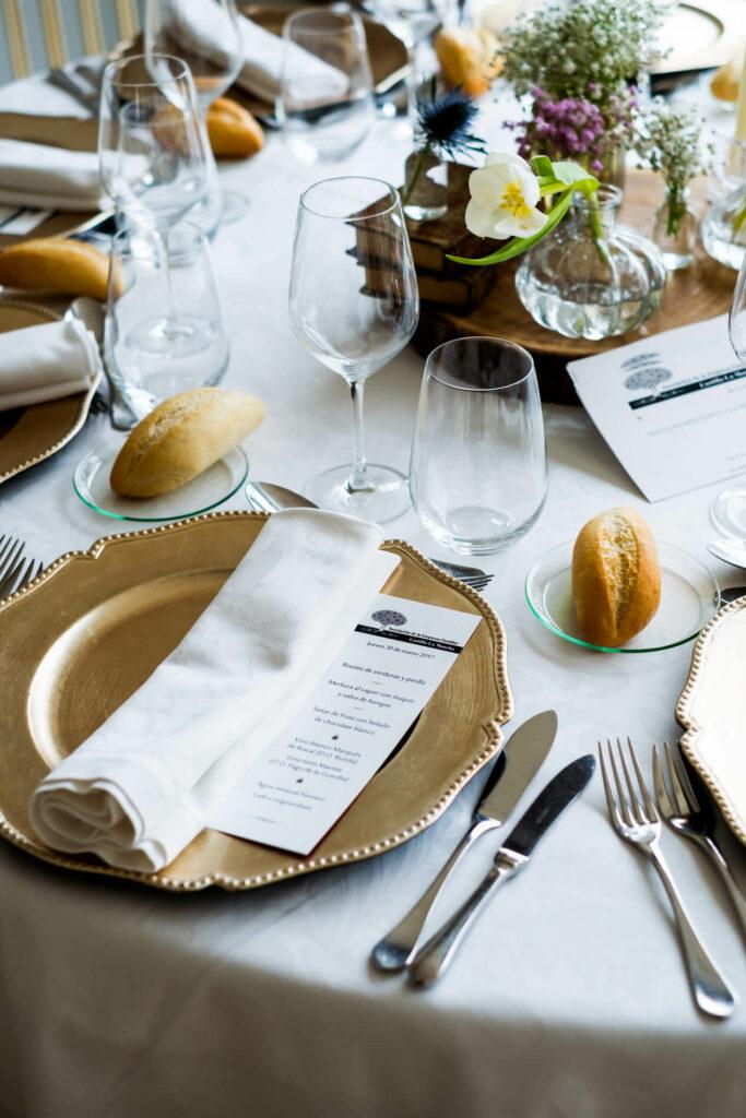 Catering eventos empresariales Toledo