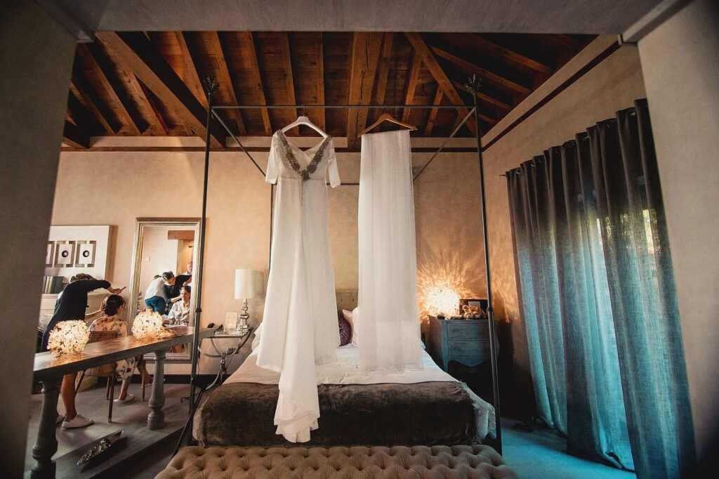 Celebrar boda en toledo Hotel Cigarral de las mercedes