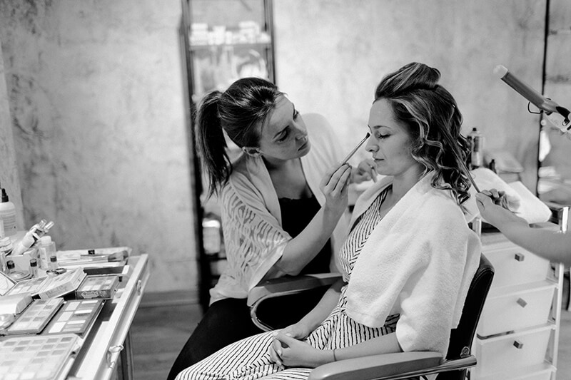 estilista para bodas toledo en el cigarral de las mercedes beauty center