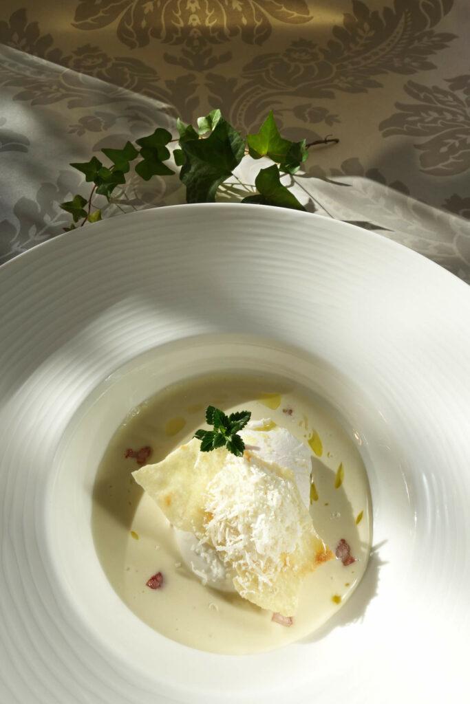 Banquete para bodas en Toledo Finca El Cigarral de las Mercedes - menus bodas