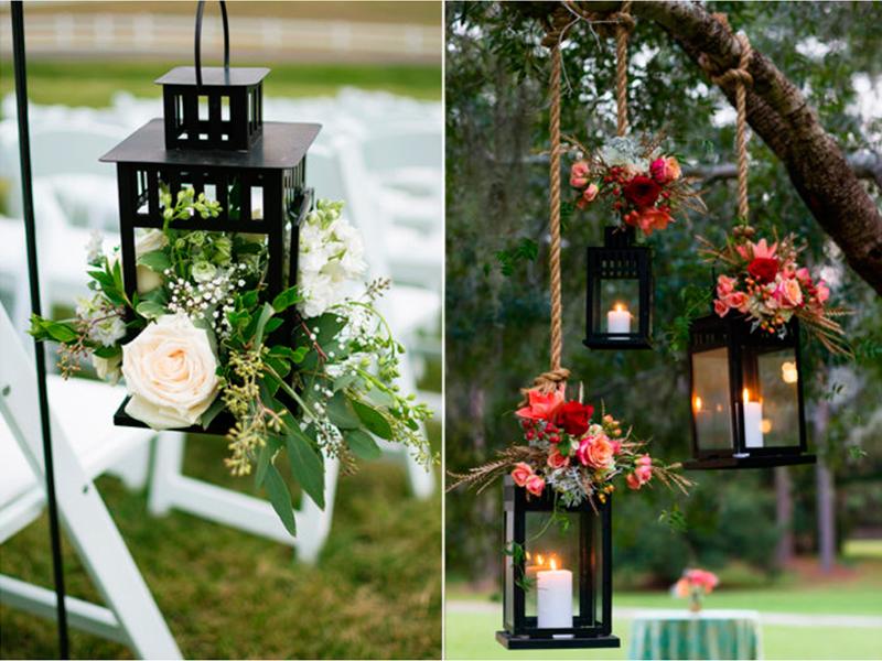 detalles para bodas diy - ideas y consejos para bodas toledo - farolillos bodas