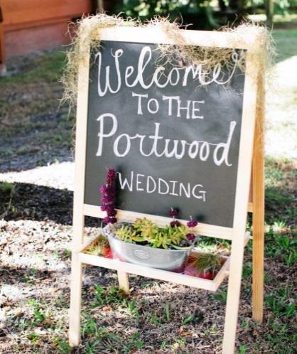 detalles para bodas diy - caballetes para bodas toledo