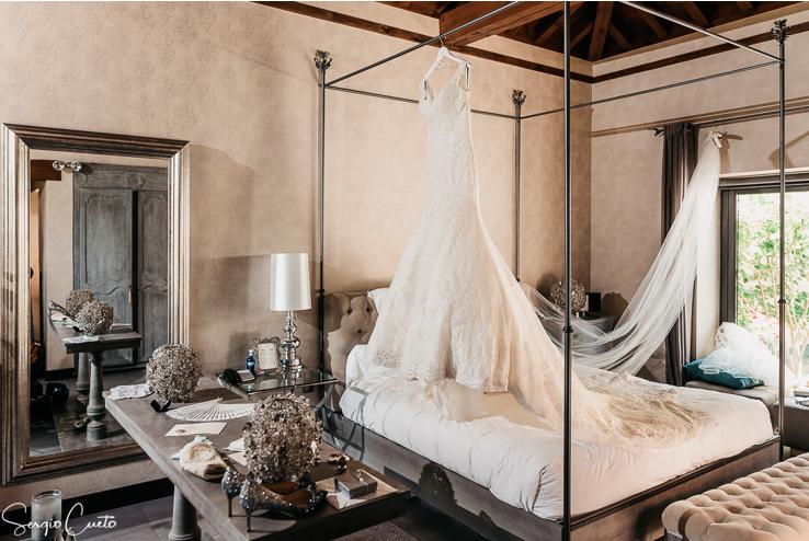 Bodas de ensueño Hotel Boutique El Cigarral de las mercedes toledo detalles para bodas