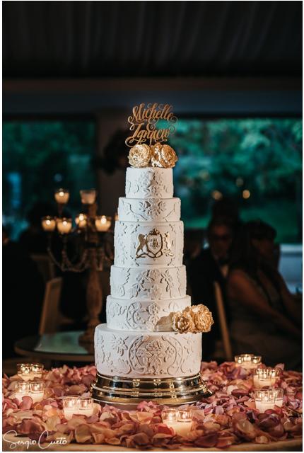 bodas de ensueño el cigarral de las mercedes toledo mejor catering toledo tarta nupcial