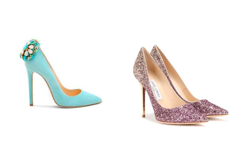 7c74229257eb The perfect wedding shoes how to choose tips wedding abroad el cigarral de  las mercedes spain