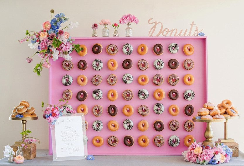 DIY: Make your own Donut Wall in 3 easy steps. A wonderful ...