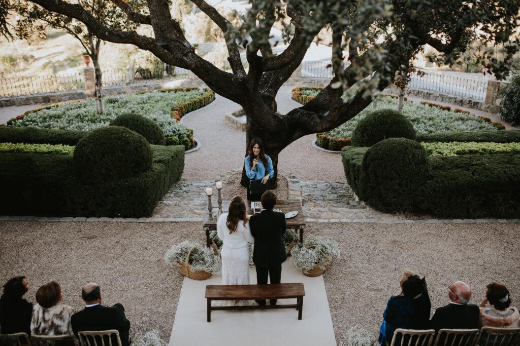 boda en el cigarral