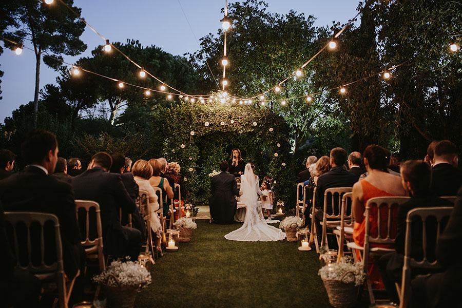 Trámites para celebrar una boda civil