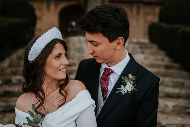 La maravillosa boda de Corina y Dorin