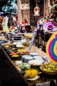 Rincón mexicano - Complementos para el aperitivo